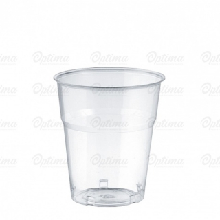 Bicchiere Cristal trasparente cc 200