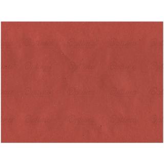 Tovaglietta 33x44 carta paglia scarlatto
