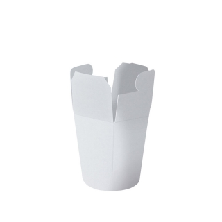 Food Cup in cartoncino bianco ml 500