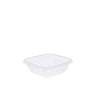 Vaschetta trasparente crudipack cc 250 cm 12,5x12,5x3,5