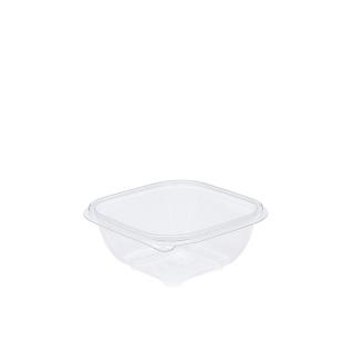 Vaschetta trasparente crudipack cc 375 cm 12,5x12,5x5,3