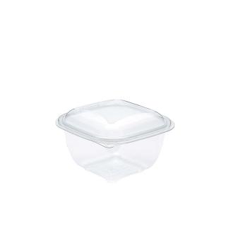 Vaschetta trasparente crudipack cc 500 cm 12,5x12,5x6,7