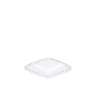 Coperchio trasparente cm 12,5x12,5x1,7 per vaschetta crudipack