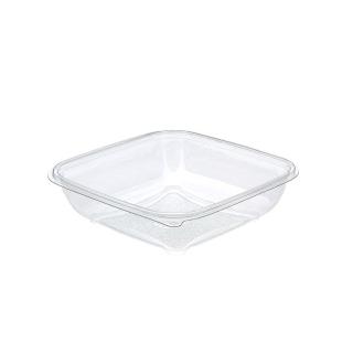 Vaschetta trasparente Crudipack cc 1000 cm 19x19x5