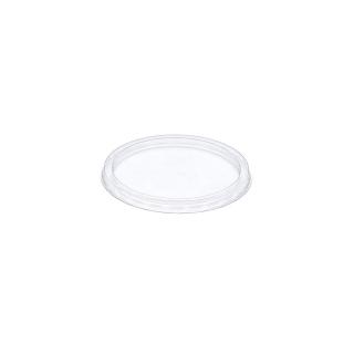 Coperchio trasparente per ciotola tonda cc 300/350/400/450/500/750 in PET