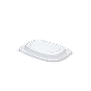 Coperchio trasparente cm 14x19x2 per Cookipack nera cc 400/ 600