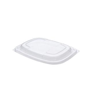 Coperchio trasparente cm 21,5x17x2 per Cookipack nera cc 800/1000