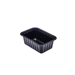 Vaschetta alpha nera cc 375  cm 13,7x9,6x4,9