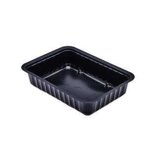 Vaschetta alpha nera cc 730 cm 19,2x13,7x4,1