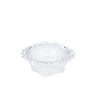 Vaschetta in PET con coperchio a strappo Sekipack cc 500