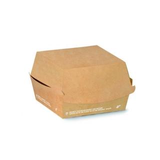 Porta Panino in cartoncino avana Biodegradabile e Compostabile cm 12x12x7