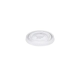 Coperchio in Pet cm 7,8x7,8x0,75 per contenitore salse cc 130