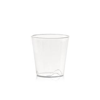 Bicchiere peppino cm 8,9x8,9X9,2 cc 400