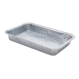 Contenitore in alluminio TR49 cm 31,8x21,6x4,3 ( 6 porzioni)