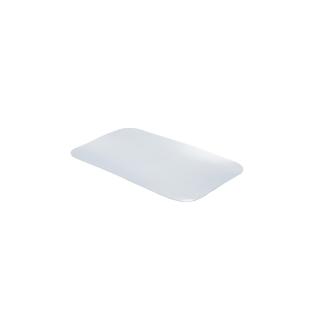 Coperchio di cartoncino per contenitore alluminio cm 20,1x13,6x5