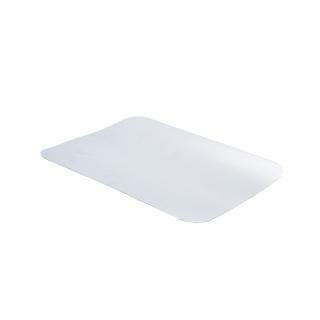 Coperchio di cartoncino per contenitore alluminio cm 22,3X17,3X3,5