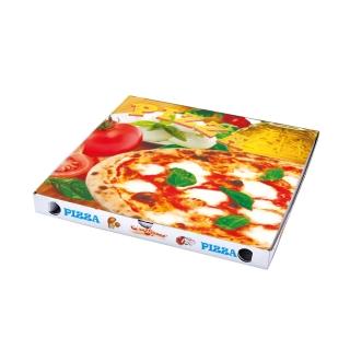 Scatola pizza generica cm 32,5x32,5 h3 onda D