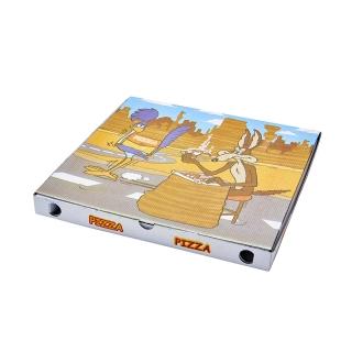 Scatola pizza con stampa generica cm 46x46x5
