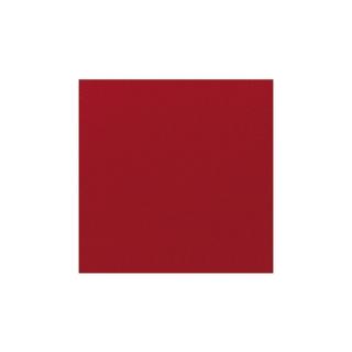 Tovagliolo 24x24 2 veli rosso