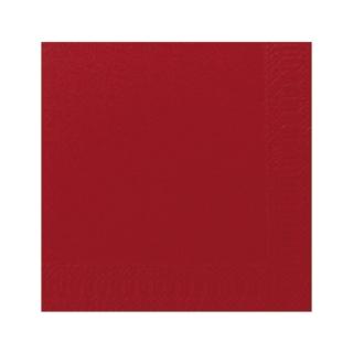 Tovagliolo 33x33 2 veli rosso