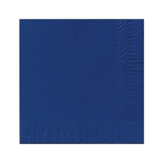 Tovagliolo 33x33 2 veli blu
