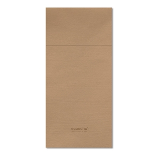 Duniletto Slim cm 40x33 marrone eco