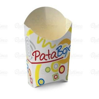 Mini patabox di cartoncino fantasia generica