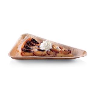 Piatto Triangolare torta cm 24,5x15x1,8