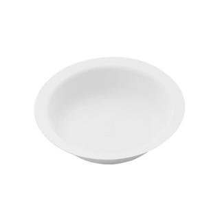 Piatto Gourmet fondo in polpa di cellulosa  Ø cm 19,4