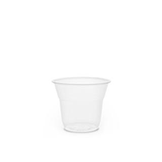 Bicchiere in PLA Bio 5 oz Slim (150 ml)