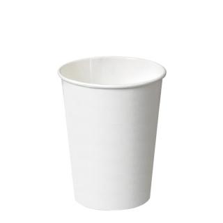 Bicchiere di cartoncino Bio bianco 9oz ml 270