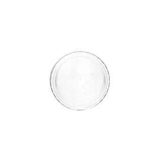 Coperchio in PLA per contenitore per salse bio  ml 60