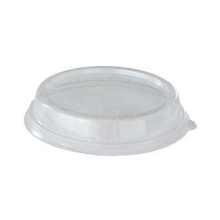 Coperchio trasparente cm 21,2x21,2x3,7 per ciotola cc 800/1200