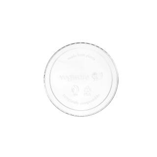 Coperchio per contenitore tondo n PLA ml 236/354/473