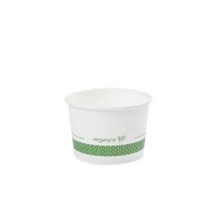 Contenitore di cartoncino bio per zuppa ml 240 8 oz