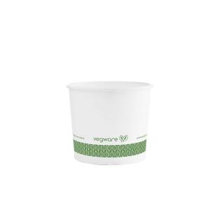 Contenitore di cartoncino bio per zuppa ml 300 10 oz