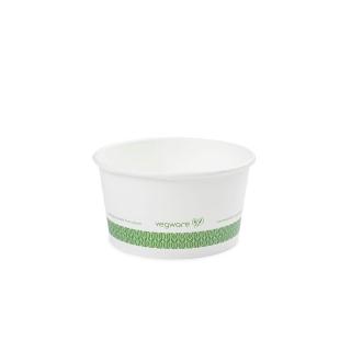 Contenitore di cartoncino bio per zuppa ml 350  12 oz