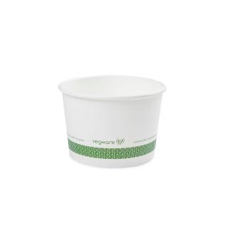 Contenitore di cartoncino bio per zuppa ml 470  16 oz