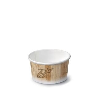 Coppa gelato Bio 90 ml Palm leaf