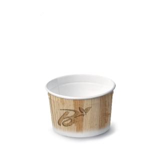 Coppa gelato Bio 135 ml Palm leaf
