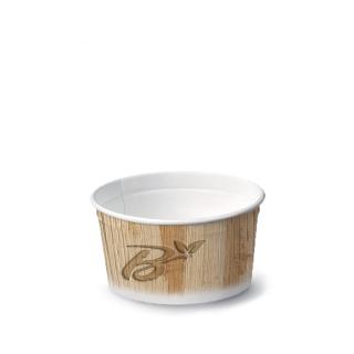 Coppa gelato Bio 155 ml Palm leaf