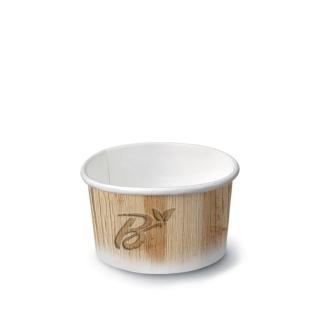 Coppa gelato Bio 200 ml  Palm leaf
