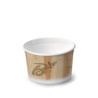 Coppa gelato  Bio 265 ml  Palm leaf