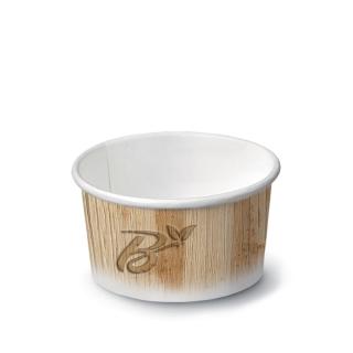 Coppa gelato  Bio 390 ml  Palm leaf