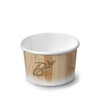 Coppa gelato  Bio 520 ml  Palm leaf