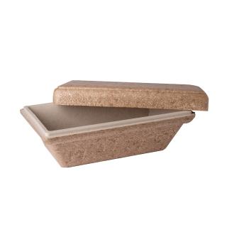 Box termico Compostabile take away gelato gr.750