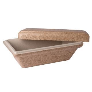 Box termico Compostabile take away gelato gr.1000