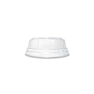 Coperchio in PET a cupola per coppa gelato cod 93120