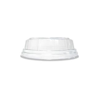 Coperchio in PET a cupola per coppa gelato cod  93130, 93140