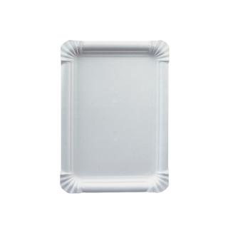 Vassoio in cartoncino vegetale cm 16,5x23